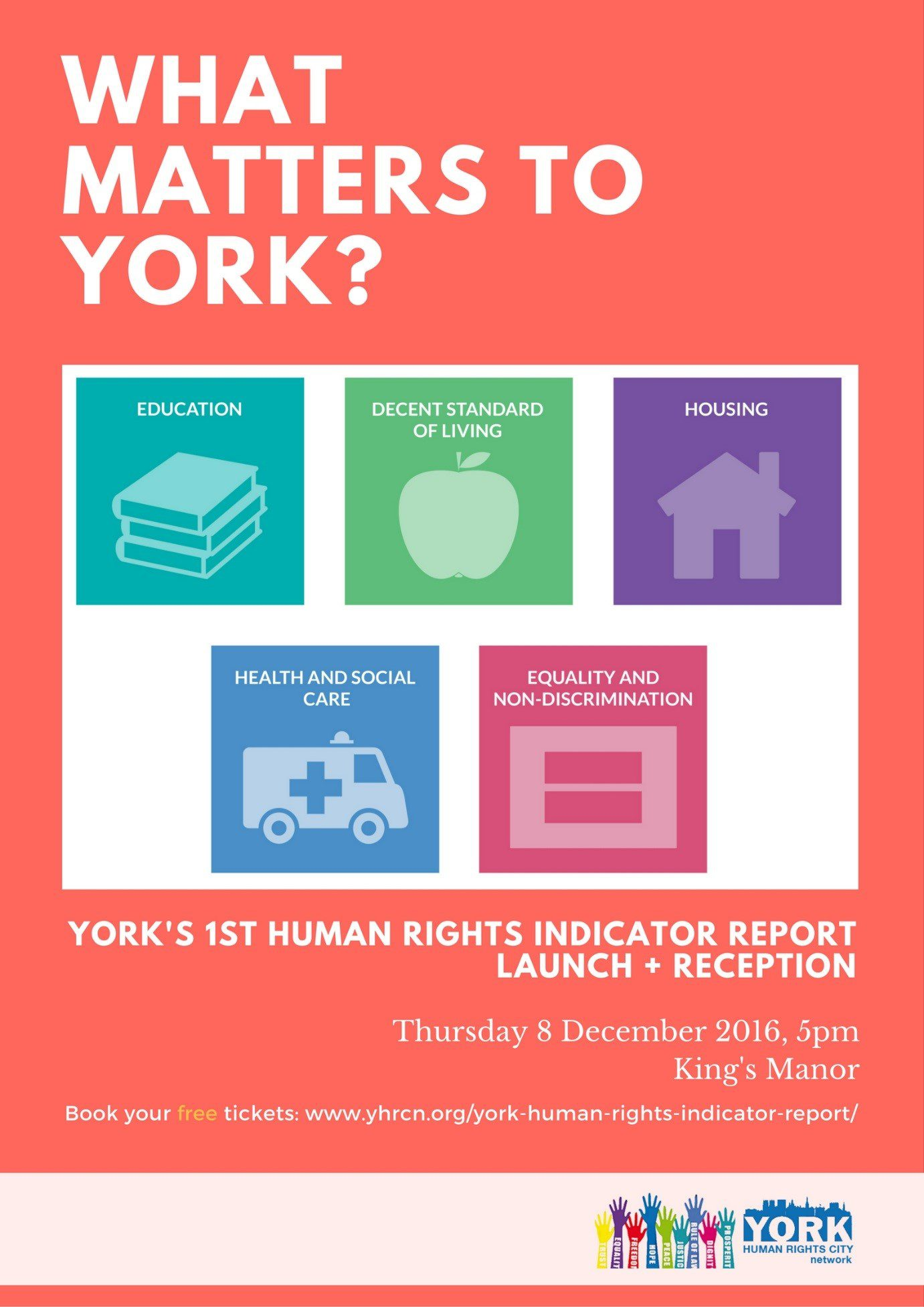 what do human rights mean in york