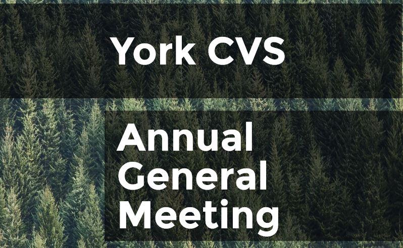 york cvs annual general meeting york cvs