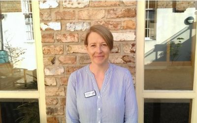 Introducing Jennie Pollitt…The Priory Street Centre Team