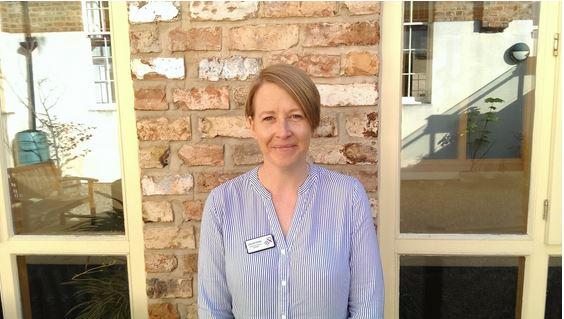 Introducing Jennie Pollitt…The Priory Street Centre Team