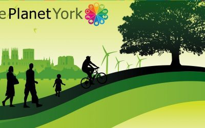 A City of the Future – One Planet York