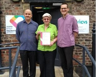 Older Citizens Advocacy York Achieves Prestigious Award
