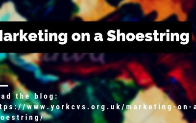 Marketing On A Shoestring