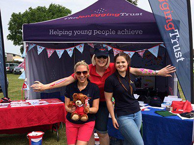 Volunteer with The Jon Egging Trust to Make a Difference to Young People in York