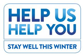 Help us help you stay well this winter!
