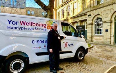 Handyperson service opens in York!