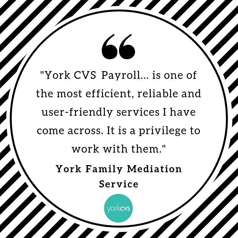 Payroll - York CVS