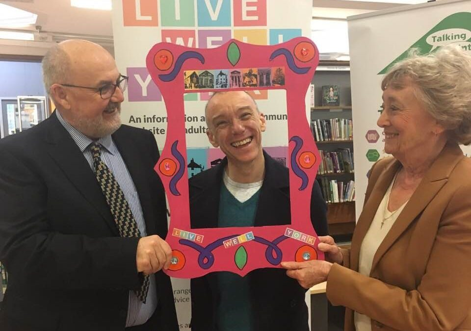 Community resource launches next week to helps resident to LiveWellYork