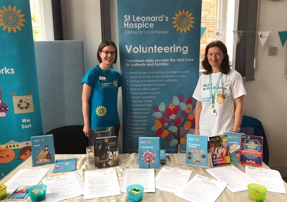 Find Volunteering Opportunities in York