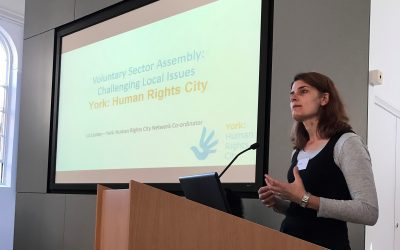 Voluntary Sector Assembly – Challenging Local Issues