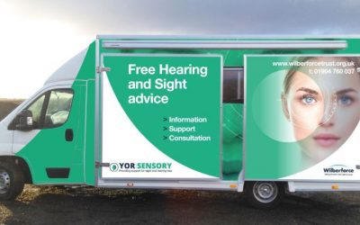 Yorsensory Outreach Van to visit Tang Hall – 14 August