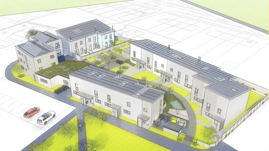 Image of planned development