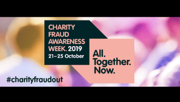 Charity Fraud Awareness Week 21-25 October