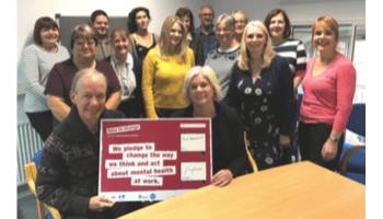 Time to Change Employer Pledge