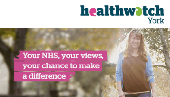 Healthwatch York Report: Understanding Experiences of Sight Support Services