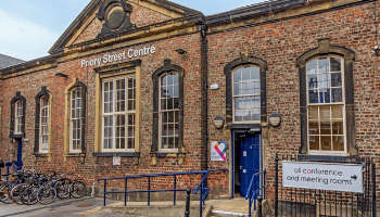 Affordable Office Space Available at the Priory Street Centre