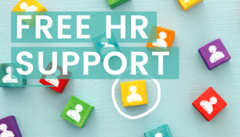 Free HR support for organisations