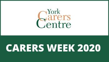 National Carers Week 8 – 14 June