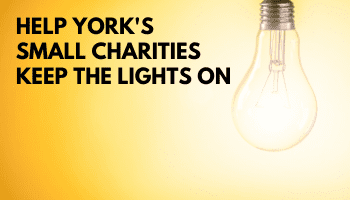 Fundraising campaign launched to help York's small charities
