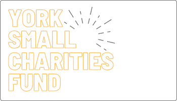 Deadline for applications to the York Small Charities Fund this Friday