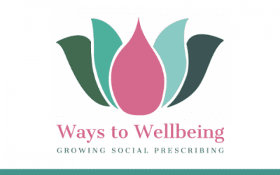 Ways to Wellbeing Small Grants Fund now open!