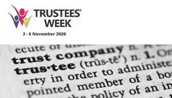 Trustees' Week (2-6 November) – Information and Resources for Trustees
