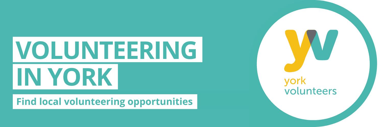 Volunteering in York - find local volunteering opportunities.
