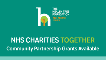 NHS Charities Together Community Partnership Grants now open