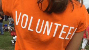 Celebrating Volunteers' Week 2021 – Share your volunteering stories with us!