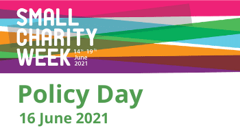 Small Charity Week – Policy Day 16 June