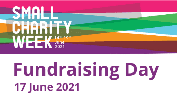 Small Charity Week – Fundraising Day 17 June