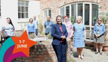 Volunteers' Week 2021 (1-7 June) – A time to say thanks