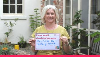 Celebrating Small Charities Week (14-19 June) – I Love Small Charities Day