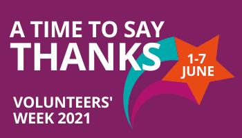 Volunteers' Week (1-7 June) – A time to say the biggest THANKS to York's volunteers!