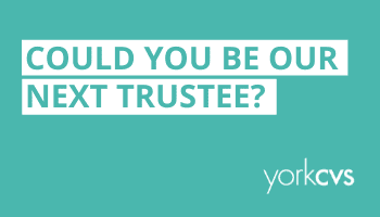 Could you be our next trustee? We're looking for new trustees to help us achieve our ambitions!
